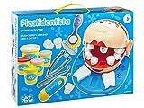 set dentista bromista plastelina