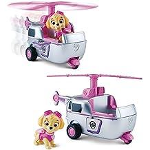 Paw Patrol - Patrulla Canina - Selección - Vehículos de lujo con Sonido, Maja:Skye