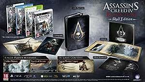 Assassin's Creed IV : Black Flag - Skull Edition