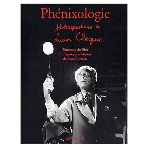 Phénixologie : Tournage du film 'Le Testament d'Orphée' de Jean Cocteau