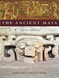 Front cover for the book The Ancient Maya by Robert Sharer