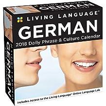 Living Language: German 2018 Day-to-Day Calendar