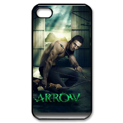 LP-LG Phone Case Of Green Arrow For Iphone 4/4s [Pattern-6] Pattern-2