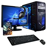 'VIBOX Precision 6x W-Ordinateur de Gaming (21.5, AMD FX-4300, 8Go de RAM,...