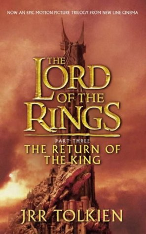 Cover of Return Of The King (The Lord of the Rings 3)