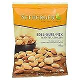 Seeberger Edel-Nuss-Mix geröstet, gesalzen, 150 g Packung