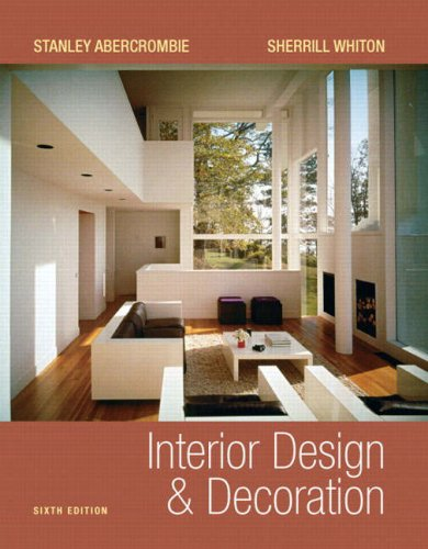 Interior Design and Decoration por Sherrill Whiton