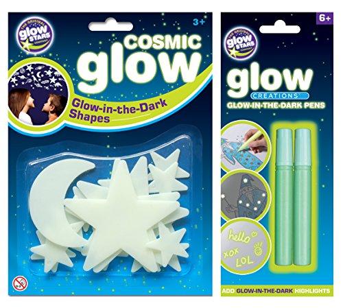 The Original Glowstars Company Cosmic Glow - Juego