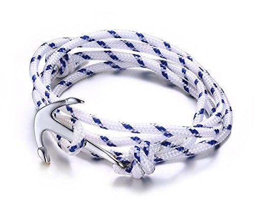 vnox-herren-edelstahl-nylon-geflochten-rope-maritime-anchor-wikinger-verstellbare-wrap-armbandsilber