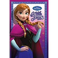 "Pyramid International ""Anna Frozen Maxi Poster, Multi-Colour, 61 x 91.5 x 1.3 cm preiswert"