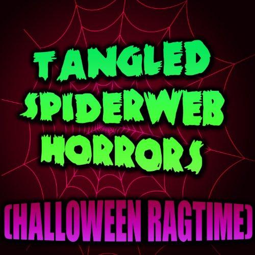 Halloween Spiderwebs - Tangled Spiderweb Horrors (Halloween
