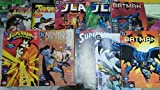 Set Of 10 Comic Book By Dc