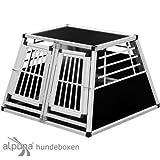 Alpuna Transportbox N23 > 82x90x63cm Notausstieg Doppelbox