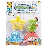 ALEX Toys Rub a Dub Bath Squirters Ocean