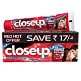 #7: Closeup Ever Fresh Red Hot Gel Toothpaste Value Saver Pack, 2x150g
