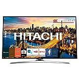 """Hitachi 49HL15W69 49"""" 4K Ultra HD Smart TV Wi-Fi Cromo"""