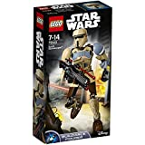 LEGO - 75523 - Star Wars - Jeu de Construction - Scarif Stormtrooper