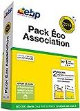 EBP Pack Eco Association - Dernière version - Ntés Légales incluses