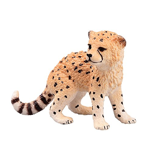 Wildlife Wild Life Schleich Cheetah Cub Toy