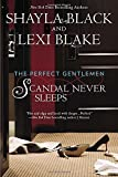 Scandal Never Sleeps (Perfect Gentlemen)