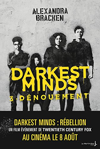 Darkest Minds - tome 3 In the Afterlight par [Bracken, Alexandra]