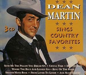 3cd/Sings Country Favorites