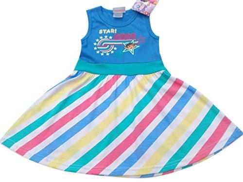 Dora Mädchen Für Kleider (Nickelodeon Baby Mädchen (0-24 Monate) Kleid Mehrfarbig 12-18 Monate)