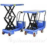 elektrischer Hubtischwagen ETFD35 Hanselifter