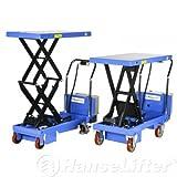 elektrischer Hubtischwagen ETF50 Hanselifter