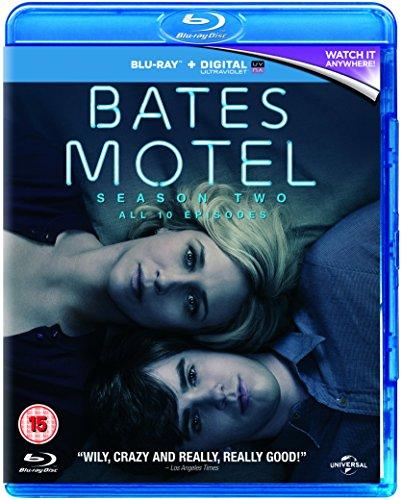 Bates Motel - Series 2 [Blu-ray]