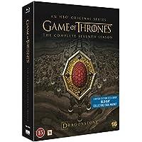 Game of Thrones: The Complete Seventh Season Steelbook Blu Ray