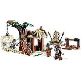 LEGO Pirati dei Caraibi 4182 - Fuga dai Cannibali