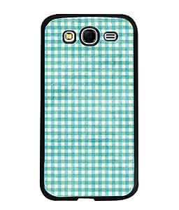 PrintVisa Designer Back Case Cover for Samsung Galaxy Grand I9082 :: Samsung Galaxy Grand Z I9082Z :: Samsung Galaxy Grand Duos I9080 I9082 (Checks Square Designer Blocks Bedsheet Wallpaper Poster Pattern)