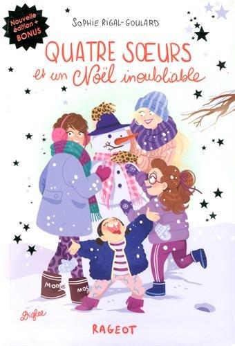 Descargar Libro Quatre soeurs : Quatre soeurs et un Noël inoubliable de Diglee