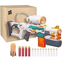 Hasbro Nerf B5577EU4 - N-Strike Tri Strike Elite Modulus Blaster, Spielzeugblaster
