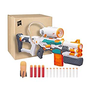 Hasbro Nerf B5577EU3 - N-Strike Tri Strike Elite Modulus Spielzeugblaster