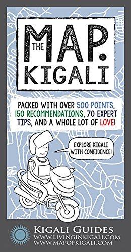 The Map - Kigali
