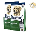 Happy Dog Fit & Well Maxi Adult 2x15kg | Hundefutter