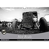 Hot Rods - Neues Leben in altem Blech (Wandkalender 2017 DIN A4 quer): Ein Mann, ein Traum, ein Auto (Monatskalender, 14 Seiten ) (CALVENDO Mobilitaet)