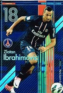 "[Panini Football League] Zlatan Ibrahimovic / Paris Saint-Germain FC SP ""Panini Football League 2"" pfl02-144 (japan import)"