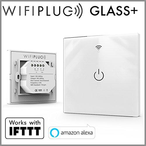 Conjunto de interruptores de luz controlados por Alexa, no requiere conector, modelo...