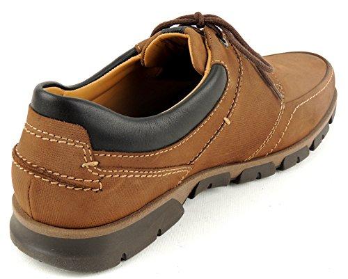 FRETZ men , Chaussures de ville à lacets pour homme cavallo