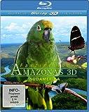 Faszination Amazonas 3D - S�damerika (inkl. 2D Version) [3D Blu-ray]