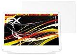 atFolix Folie für Intenso Weather Star Displayschutzfolie - FX-Antireflex-HD hochauflösende entspiegelnde Schutzfolie