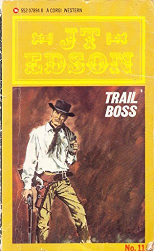 Image of Trail Boss (Corgi western)