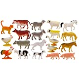 Amscan International Favour Farm Animals, Pack of 12