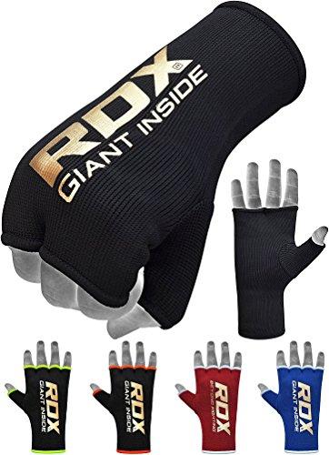 RDX Boxbandagen Elastisch Boxen Innenhandschuhe MMA Handschuhe Daumenschlaufe