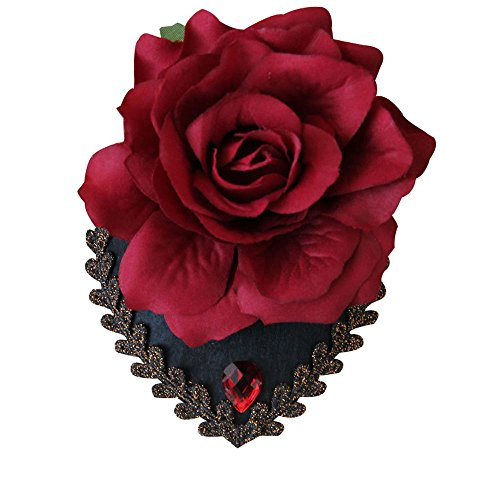 TQWY Ladies Partido Moda diadema sombrero de cóctel elegante clip de pelo flores accesorios wearings tocados