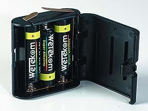 4,5V Flachbatterie im Gehäuse Wechselgehäuse: Amazon.de