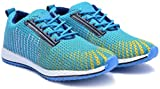 AVITAK Unisex Blue Mesh Tracerocker Shoes - 10